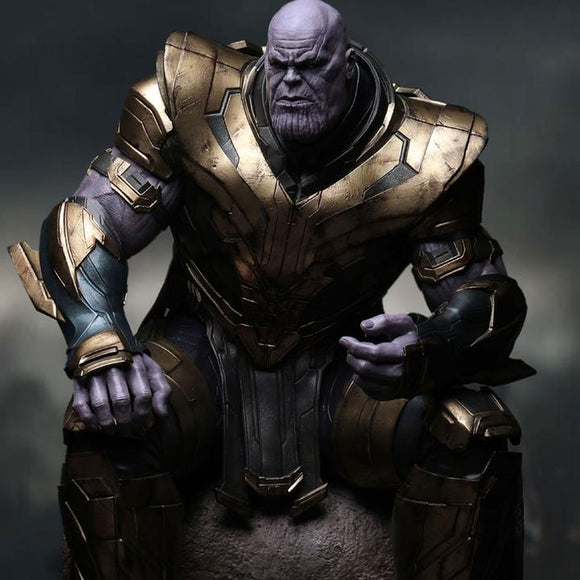 Queen Studios Thanos (Movie Edition) (Regular Edition) 1:4 Scale Statue