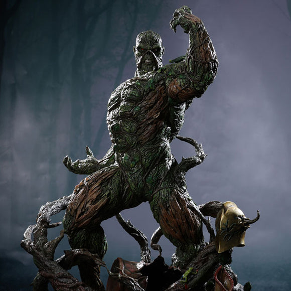 XM Studios Swamp Thing 1/4 Scale Statue