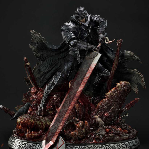 Prime 1 Studio Guts, Berserker Armor (Rage Edition) (Regular Edition) 1/4 Statue