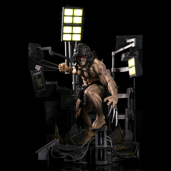 XM Studios Weapon X 1/4 Scale Statue