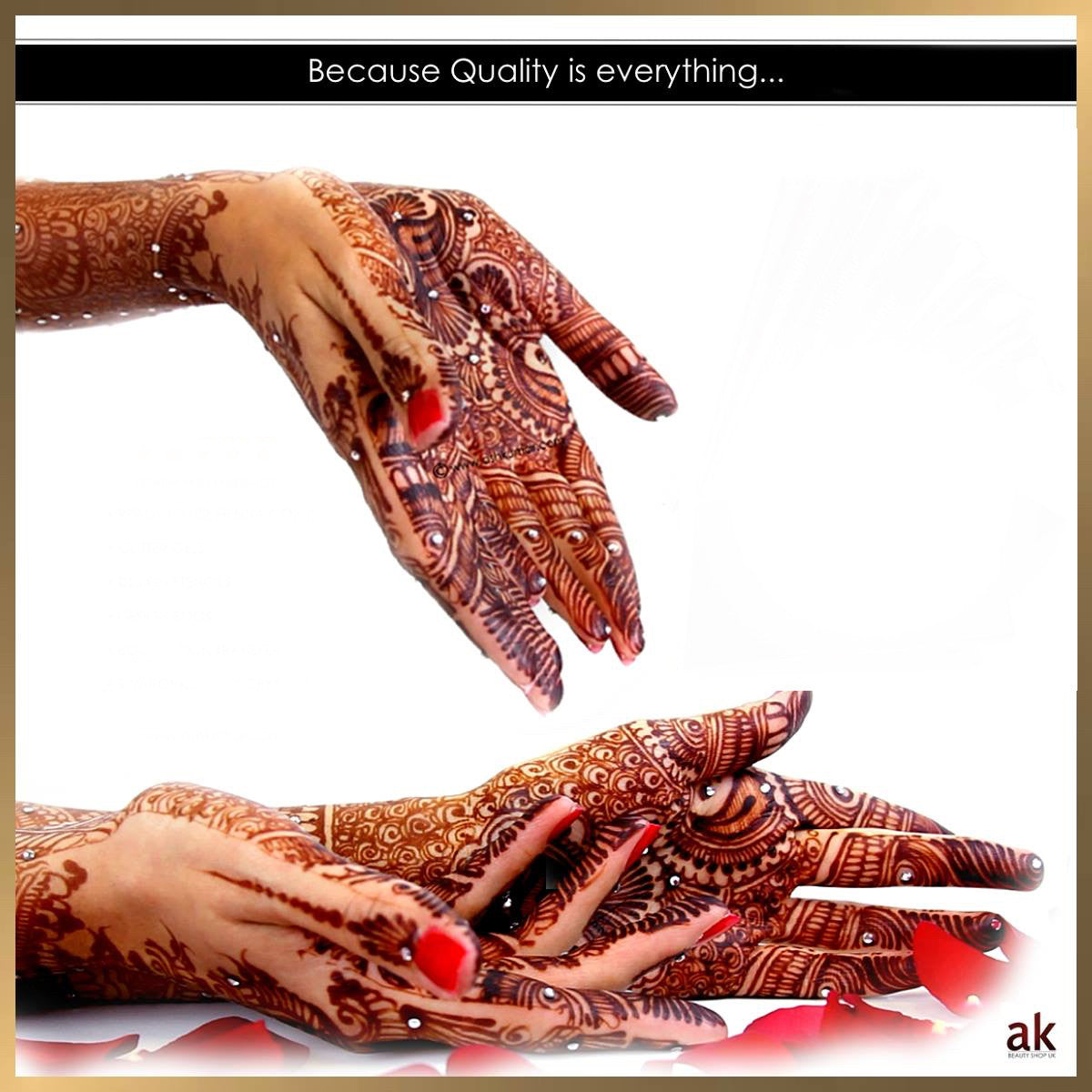 Ash Kumar Henna Powder - Ash Kumar Products UK