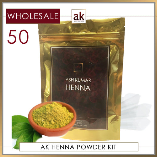50 Ash Kumar Henna Powder Wholesale - Ash Kumar Products UK