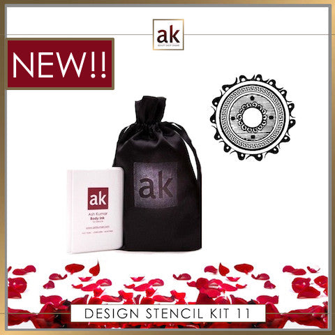 AK Design Stencil - Kit 11 - Ash Kumar Products UK