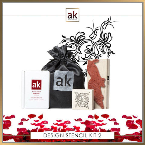 AK Design Stencil - Kit 2 - Ash Kumar Products UK