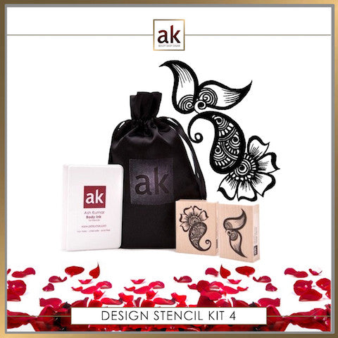 AK Design Stencil - Kit 4 - Ash Kumar Products UK