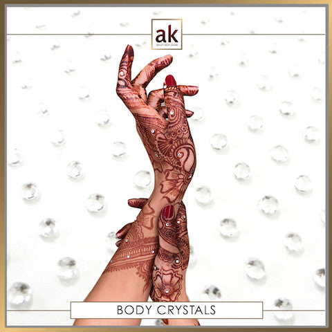 Body Crystals - Ash Kumar Products UK