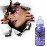 Bollywood Glitter Gel - Lavender - Ash Kumar Products UK
