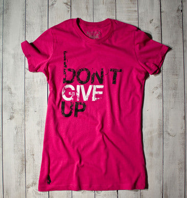 Suck It Up, Buttercup Active Tee - Navy/Pink