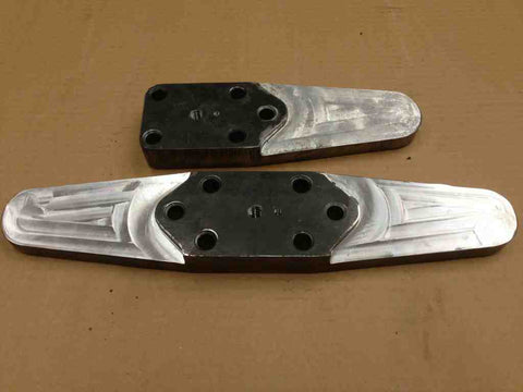 Dana 60 High Steer Arms Pair Double/Single End HD thick
