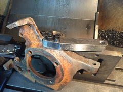 Gen 2 Dodge Dana 60 High Steer Machining Service