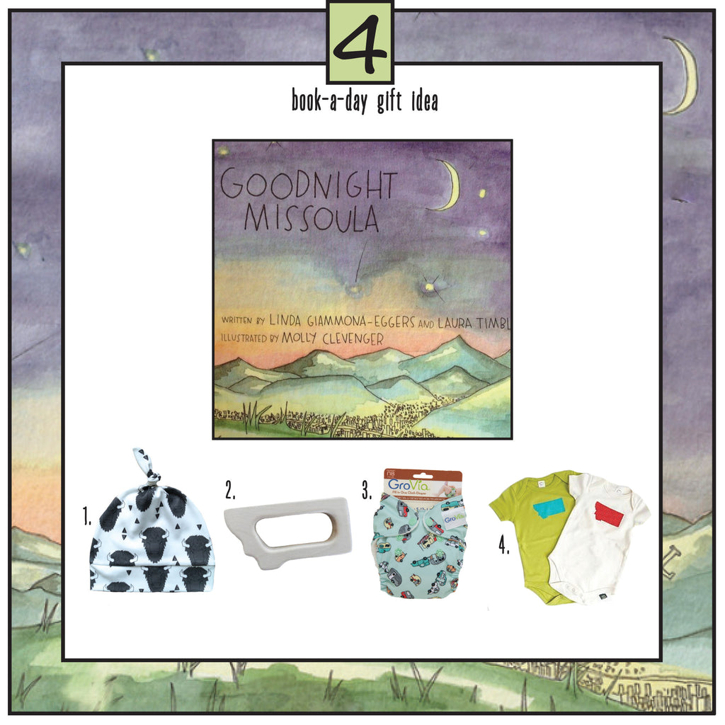 Book-a-Day Gift Ideas - Goodnight Missoula