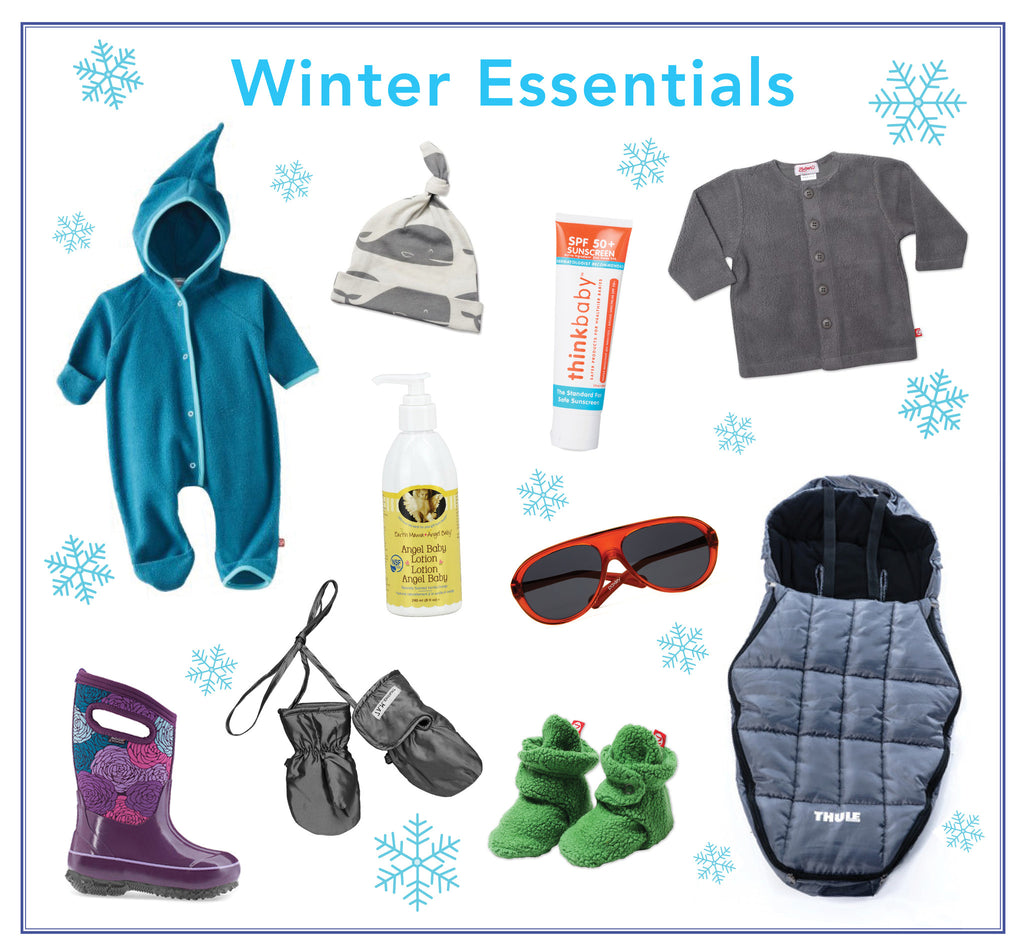 Bundle Up With Our Winter Essentials!