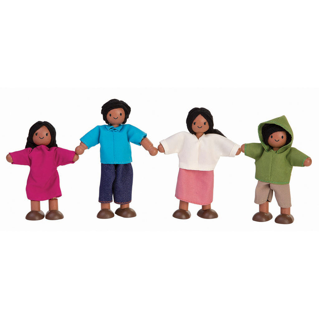 PlanToys Doll Family, Mediterrean