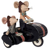 lifestyle_1, Maileg Dad Racer Mouse Children's Pretend Play Doll Toy