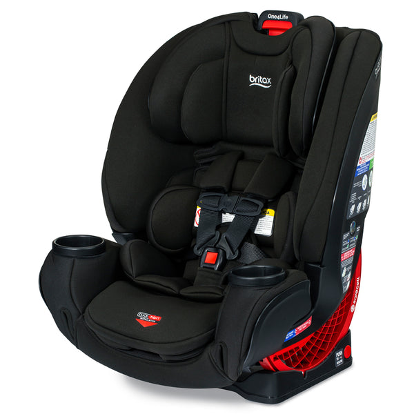 Britax One4Life ClickTight All-In-One Convertible Car Seat to Booster eclipse black dark