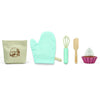 lifestyle_1, Plan Toys Cupcake Set Children's Pretend Play Kitchen Food Toy