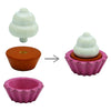 lifestyle_4, Plan Toys Cupcake Set Children's Pretend Play Kitchen Food Toy