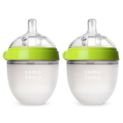 Natural Feel Baby Bottle 2-pack