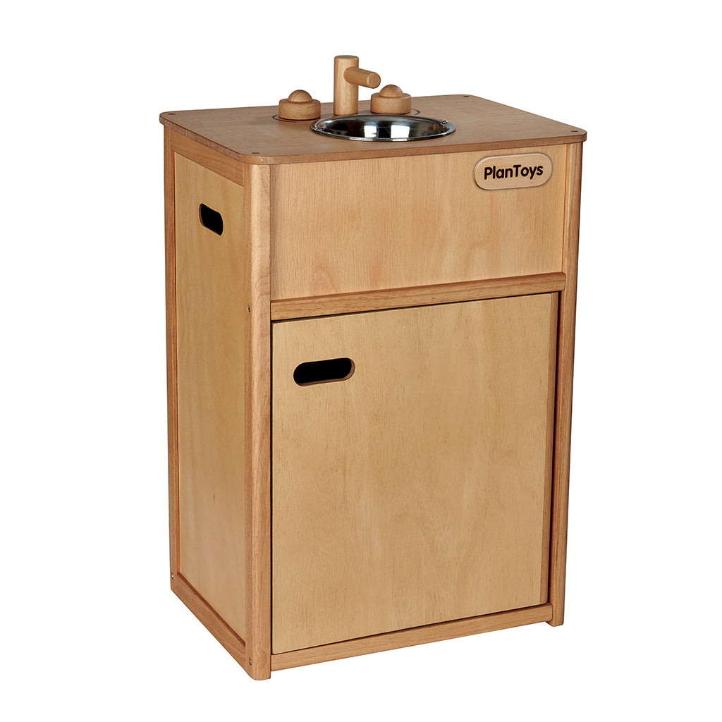 Wooden Pretend Play Sink