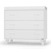 lifestyle_1, dadada White Brooklyn 3-Drawer Dresser Children's Nursery Furniture