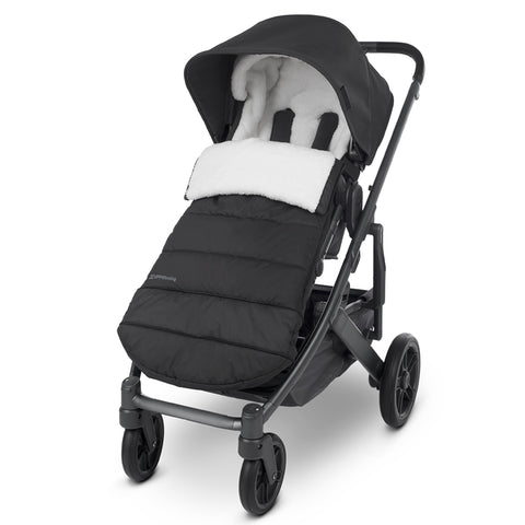 UPPAbaby Jake CozyGanoosh Footmuff Children's Stroller Accessory black