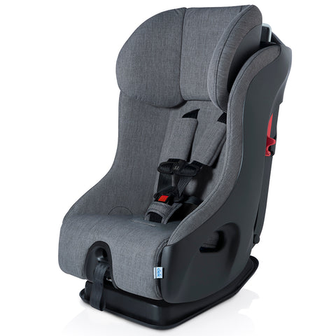 Clek Fllo Convertible Car Seat thunder grey heathered
