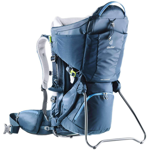 Deuter Midnight Kid Comfort Child Carrier Backpack  blue