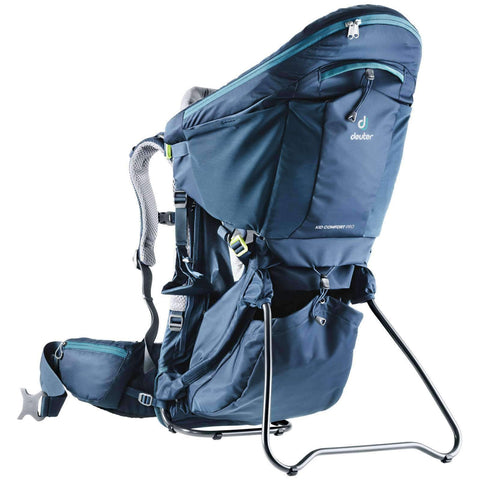Deuter Midnight Kid Comfort Pro Child Carrier Backpack blue