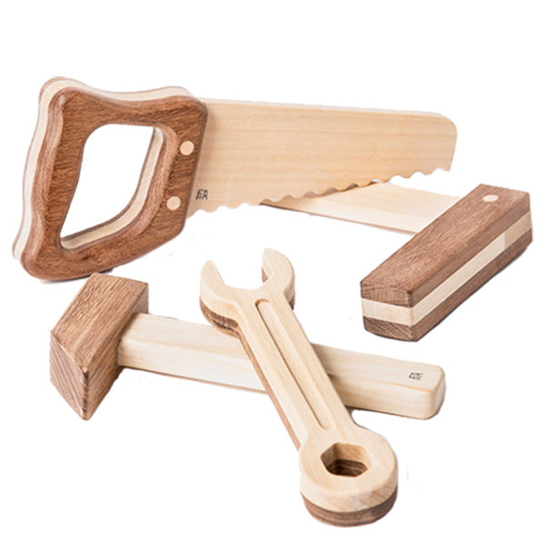 Fanny & Alexander Wooden Tool Set Children's Pretend Play Toy