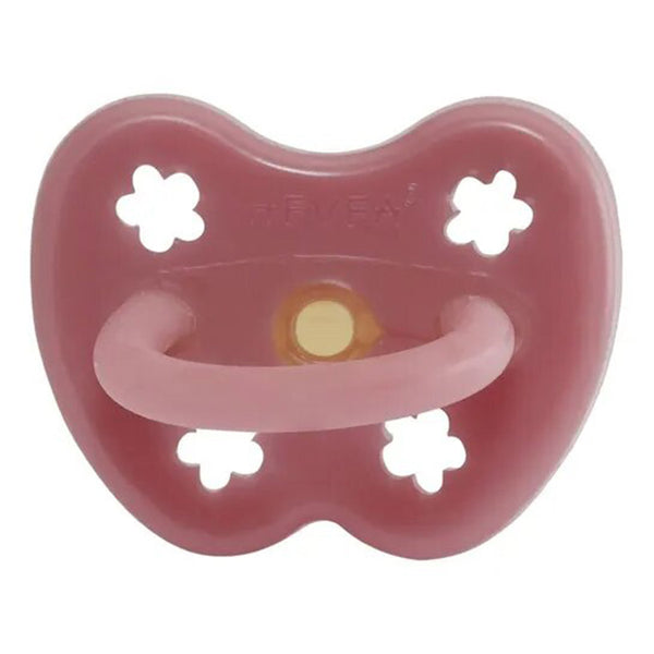 HEVEA 100% Pure and Natural Rubber Baby Pacifier watermelon pink