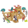 lifestyle_2, Holztiger Knight's Castle Wooden Fairy Tale Pretend Play Toy
