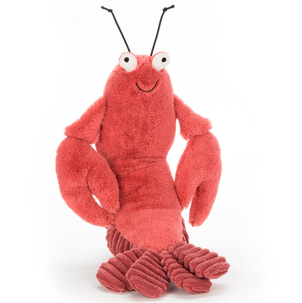 Jellycat Sea Creatures Stuffed Animals larry lobster red