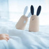 lifestyle_3, Kiko+ Usagi Bunny Chimes Japanese Minimalist Children's Wooden Toy black white