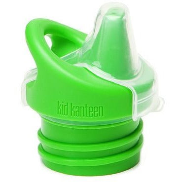 Klean Kanteen Sippy Cap in Green