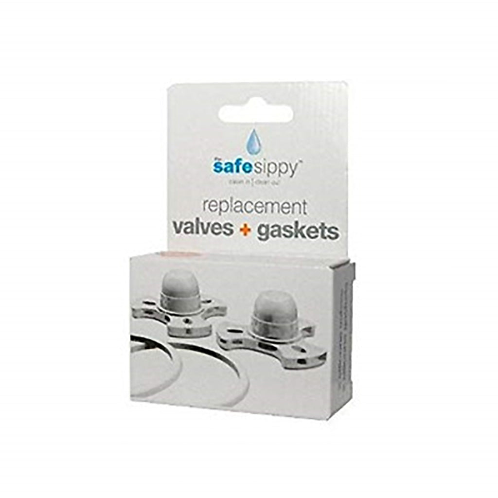 Kid Basix Safe Sippy Valve and Gasket Replacement Pack