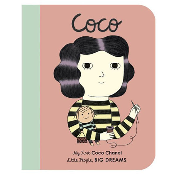 My First Little People, BIG DREAMS Children's Books  coco chanel mini