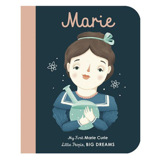 My First Little People, BIG DREAMS Children's Books  marie curie mini