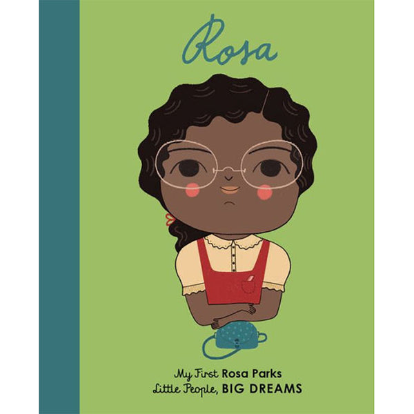 My First Little People, BIG DREAMS Children's Books  rosa parks mini