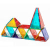 lifestyle_5, Valtech Magna-Tiles 32-Piece 3D Magnetic Building Set multicolored clear colors