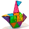 lifestyle_3, Valtech Magna-Tiles 32-Piece 3D Magnetic Building Set multicolored clear solids