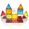 lifestyle_1, Valtech Magna-Tiles 15-Piece Stardust 3D Magnetic Building Set multicolored
