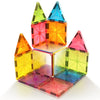 lifestyle_2, Valtech Magna-Tiles 15-Piece Stardust 3D Magnetic Building Set multicolored