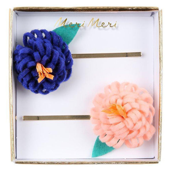Meri Meri Children's Hair Slide Pin Accessory flower posy