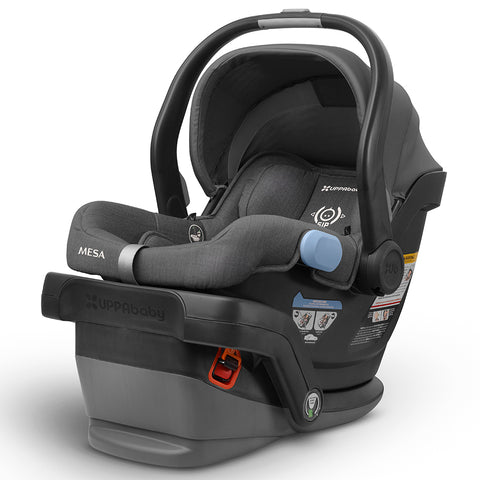 UPPAbaby Intuitive MESA SmartSecure™ System Infant Car Seat jordan grey with base