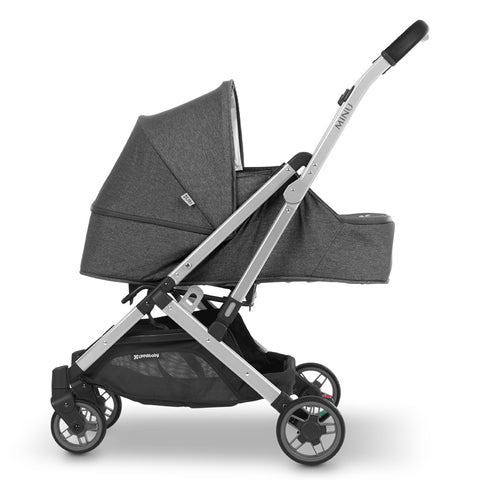 UPPAbaby Jordan MINU From Birth Kit Bassinet Stroller Accessory dark grey