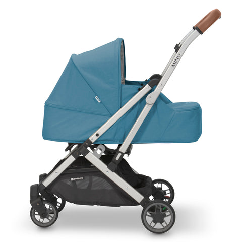 UPPAbaby Ryan MINU From Birth Kit Bassinet Stroller Accessory blue