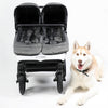 lifestyle_8, Mountain Buggy® Luxury Collection Duet™ Compact Side-by-Side Stroller herringbone grey black