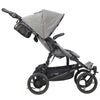 lifestyle_1, Mountain Buggy® Luxury Collection Duet™ Compact Side-by-Side Stroller herringbone grey black