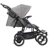 lifestyle_3, Mountain Buggy® Luxury Collection Duet™ Compact Side-by-Side Stroller herringbone grey black