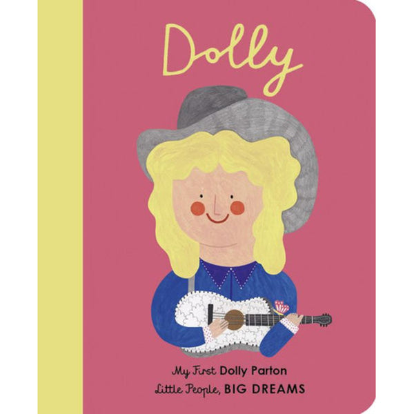 My First Little People, BIG DREAMS Children's Books dolly parton